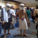 Cosplay Men of Dragon*Con 2010-Off Duty Storm Troopers