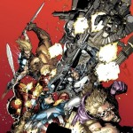 Ultimate Avengers cover preview