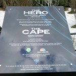 The Cape goes viral in Madison Square Park, New York