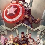 Steve Rogers Super Soldier Annual #1 Preview 1