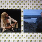 SDCC 2011: Prometheus panel: Damon Lindelof and Charlize Theron talk with Sir Ridley Scott, live via Satellite