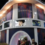 SDCC 2011: Preview Night: The Amazing Spiderman Booth
