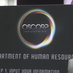 SDCC 2011: Preview Night: Oscorp Human Resources