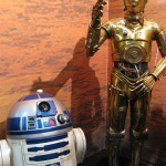 SDCC 2011: Preview Night: Star Wars: R2D2 and C3PO
