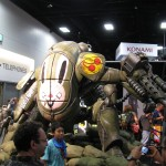 SDCC 2011: Preview Night: Gentle Giant Booth