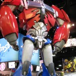 SDCC 2011: Preview Night: Hasbro Booth