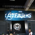 SDCC 2011: Preview Night: Marvels The Avengers Booth