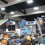 SDCC 2011: Preview Night: IDW Booth
