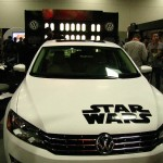 SDCC 2011: Preview Night: Star Wars Volkswagon Car
