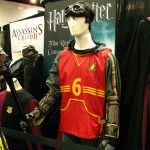SDCC 2011: Preview Night: Harry Potter Quidditch Outfit