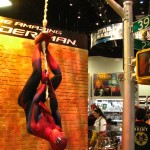 SDCC 2011: Preview Night: The Amazing Spiderman Display