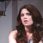 SDCC 2011: Twilight Breaking Dawn, part 1 panel: Ashley Greene