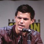 SDCC 2011: Twilight Breaking Dawn, part 1 panel: Taylor Lautner