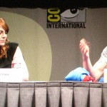 SDCC 2011: The Amazing Spider-Man panel: Emma Stone and Andrew Garfield