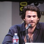 SDCC 2011: Ghost Rider: Spirit of Vengeance panel: Johnny Whitworth