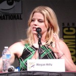 SDCC 2011: Dorothy of Oz panel: Megan Hilty