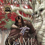 Dynamite Entertainment: A Game of Thrones #1 Mike S. Miller cover