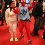 NYCC 2011: Cosplay Photos: Scarlet Spider Cat