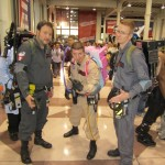 NYCC 2011: Cosplay Photos: Ghostbusters
