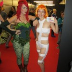 NYCC 2011: Cosplay Photos: Poison Ivy and Leeloo Dallas