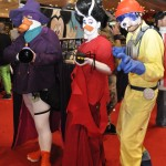 NYCC 2011: Cosplay Photos: Darkwing Duck