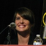 NYCC 2011: Marvel Avengers Panel: Cobie Smulders