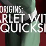 Avengers Origins Scarlet Witch & Quicksilver Banner