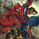 Avenging Spider-Man 1 Cover