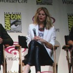 WonderCon 2012: Battleship panel: Alexander Skarsgard, Brooklyn Decker , and director Peter Berg