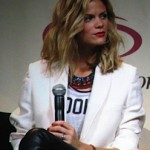 WonderCon 2012: Battleship panel: Brooklyn Decker