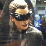 WonderCon 2012: Convention Photos: Dark Knight Rising: Catwoman Statue