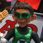 WonderCon 2012: Convention Photos: MAD Magazines Just-Us League of Stupid Heroes Figures