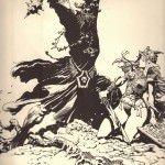 Frank Frazetta - Lord of the Rings Illustration