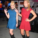 Star Trek Game E3 2012 Booth Babes