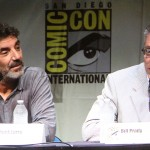 SDCC 2012: Big Bang Theory panel: Chuck Lorre, Bill Prady