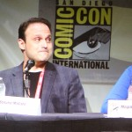 SDCC 2012: Big Bang Theory panel: Steve Molaro, Mayim Bialik