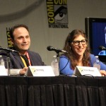 SDCC 2012: Big Bang Theory panel: Bill Prady, Steve Molaro, Mayim Bialik