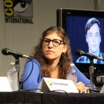 SDCC 2012: Big Bang Theory panel: Mayim Bialik