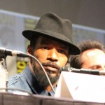 SDCC 2012: Django Unchained panel: Jamie Foxx