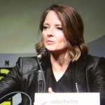 SDCC 2012: Elysium panel: Jodie Foster