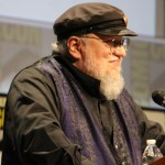 SDCC 2012: HBOs Game of Thrones panel: George R.R. Martin
