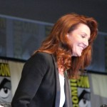 SDCC 2012: HBOs Game of Thrones panel: Michelle Fairley