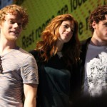 SDCC 2012: HBOs Game of Thrones panel: Alfie Allen, Rose Leslie, Richard Madden