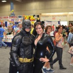 SDCC 2012: Cosplay: Batman and Catwoman