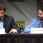 SDCC 2012: The Campaign panel: Will Ferrell and Zach Galifianakis