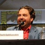 SDCC 2012: The Campaign panel: Zach Galifianakis