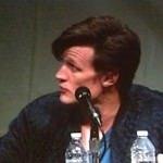 SDCC 2012: Doctor Who panel: Matt Smith