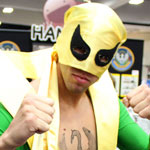 SDCC 2012: Cosplay Round-Up: Iron Fist