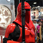 SDCC 2012: Cosplay Round-Up: Star Wars Red Guard