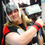 SDCC 2012: Cosplay Round-Up: Thor